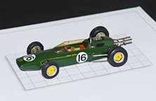 Team Lotus Type 25
