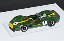 Team Lotus Type 40
