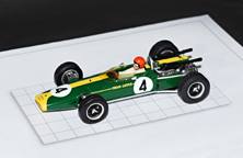 Team Lotus Type 43