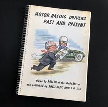 Motor Racing Racing Drivers Past & Present
