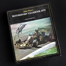 John Player Motorsprt Yearbook 1973