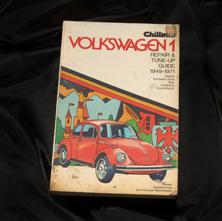Volkswagen Repair & Tune-up Guide