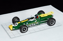 Team Lotus Type 38