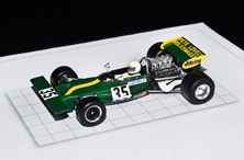 Team Lotus Type 69