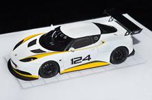 Type 124 Evora   Racecar