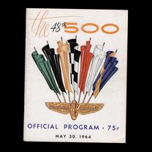 1964 Indy Program