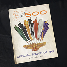 1955 Indy Program