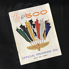 1957 Indy Program