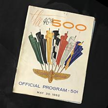 1962 Indy Program