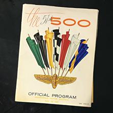 1967 Indy Program