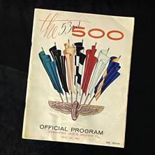1969 Indy Program