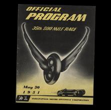 1951 Indy Program