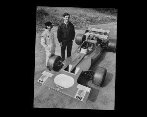 Ken Tyrrell, Jackie Stewart, Tyrrell 001