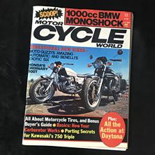 Motor Cycle World