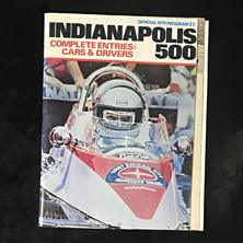 1979 Indy Program