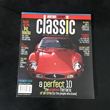 Motor Trend Classic