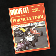 Drive it! - Complete book of Formula Ford