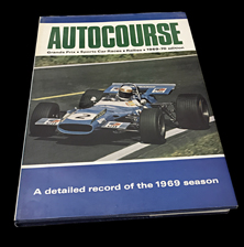 Autocourse 1969 Season