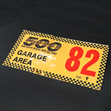 1982 Garage Area Pass