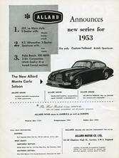 Allard Motor Co.