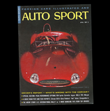 Foreign Cars Illustrated and AUTO SPORT
