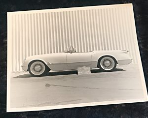 John Wayne's Corvette