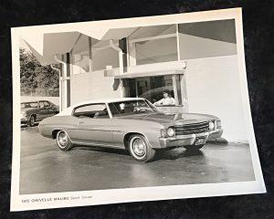 Chevrolet Chevelle Malibu