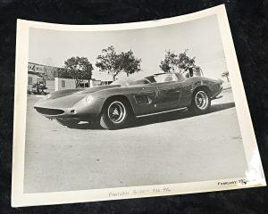 Ferrari 330 TR