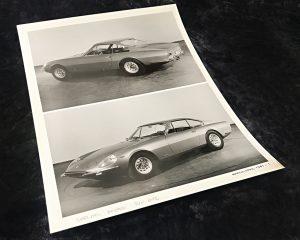 Ferrari 330 GTC Special Body