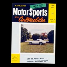 Australian Motor Sports