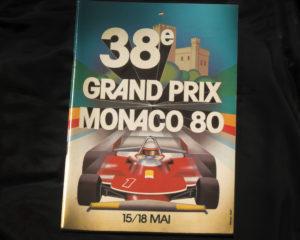 Monte Carlo, Monaco Grand Prix