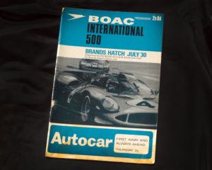 Brands Hatch, BOAC International 500