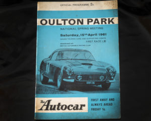 Oulton Park, National Spring Meeting