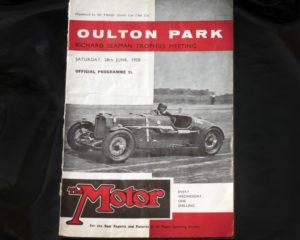 Oulton Park, Richard Seamean Trophy