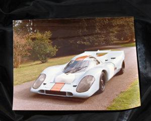 Pedro Rodríguez, Porsche 917