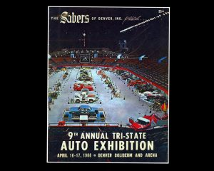 Denver Coliseum Auto Exhibition