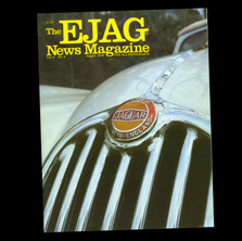E Jag News