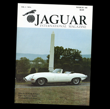 Jaguar International Magazine