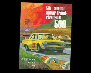 Riverside 5th Annual Motor Trend 500