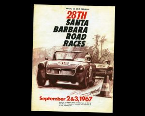 28th Santa Barbara Road Races
