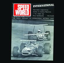Speed World Int.