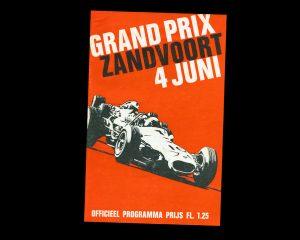 Zandvoort, Dutch Grand Prix