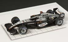 McLaren MP4-19A
