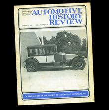 Automotive History Review