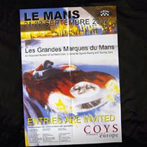 Coys, Le Mans