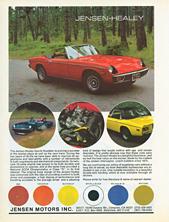 Jensen Motors Inc.