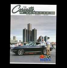 Corvette Restorer