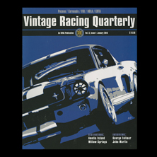 Vintage Racing Quarterly