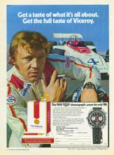 Viceroy Cigarettes