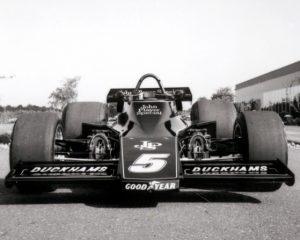Lotus Type 77 (front)